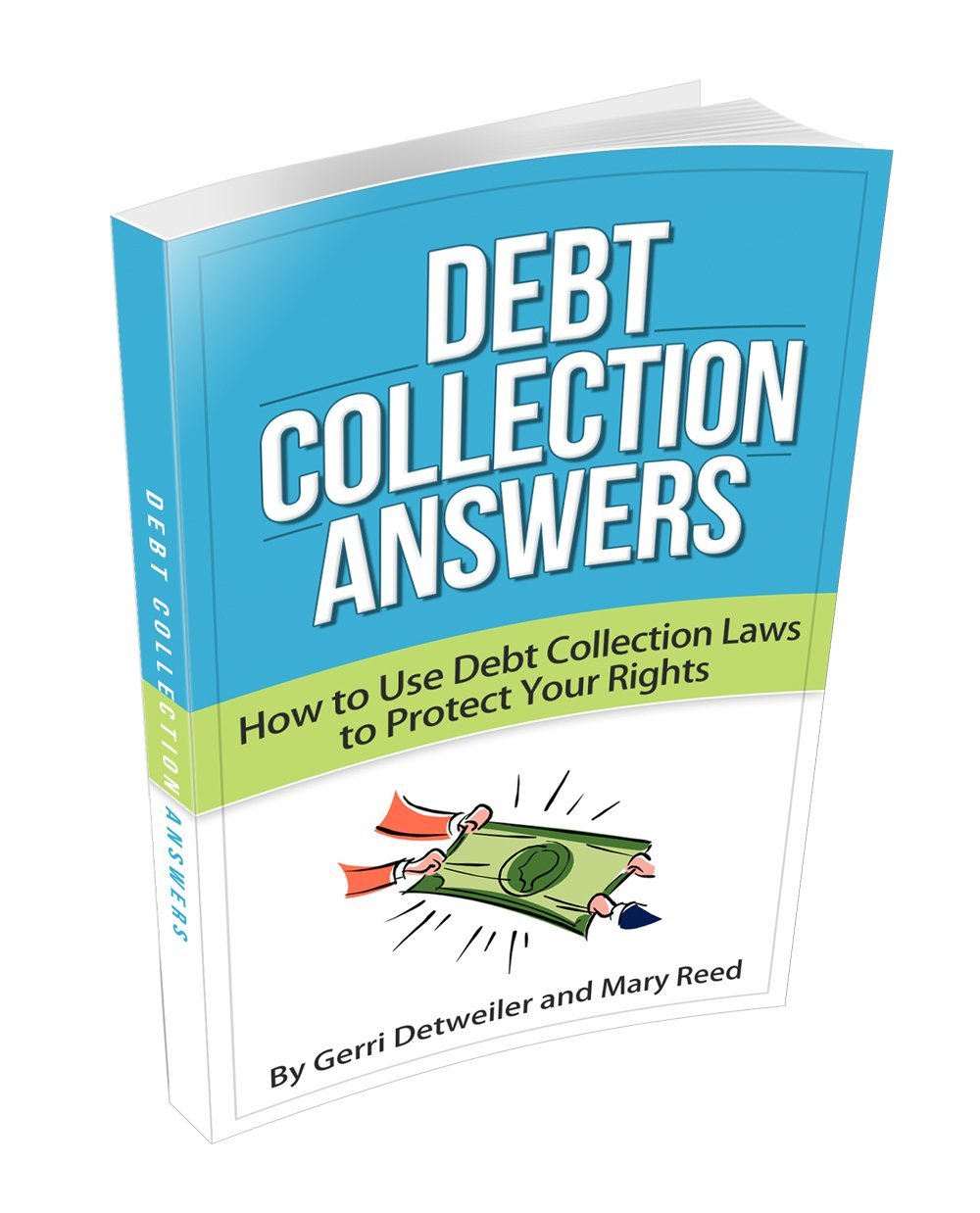 Cover of Debt Collection Answers ebook